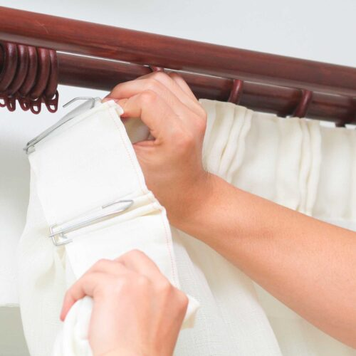 Curtains Fixing Dubai